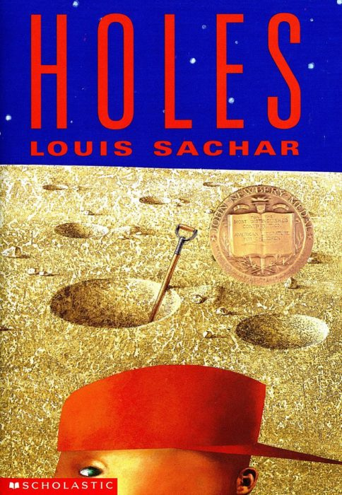 Holes by Louis Sachar - Paperback Book - The Parent Store