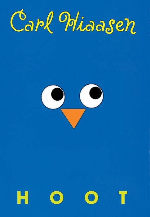 Hoot by Carl Hiaasen - Paperback Book - The Parent Store