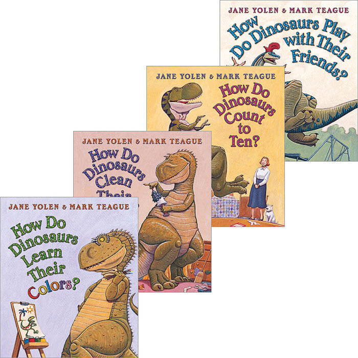 How Do Dinosaurs...? Pocket Library