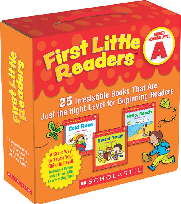 First Little Readers Parent Pack: Guided Reading Level A by Liza  Charlesworth;Deborah Schecter - Boxed Set - The Parent Store
