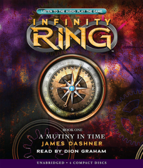 Infinity Ring #1: A Mutiny in Time