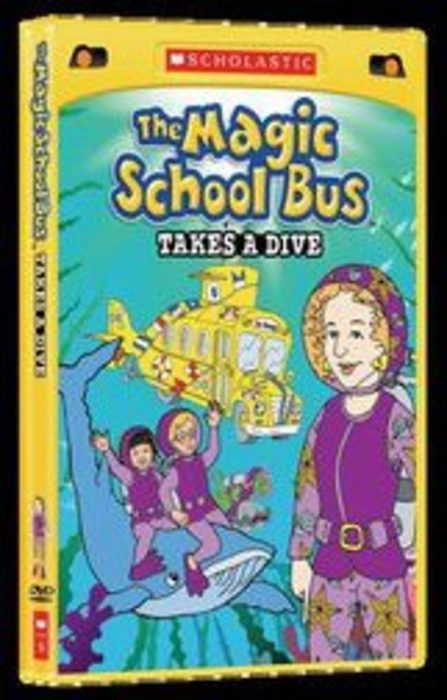 The Magic School Bus Takes A Dive Dvd By Dvd Audio The Parent Store Get protected today and get your 70% discount. the magic school bus takes a dive dvd