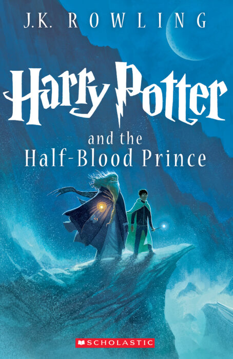Harry Potter and the Half-Blood Prince by J. K. Rowling ...
