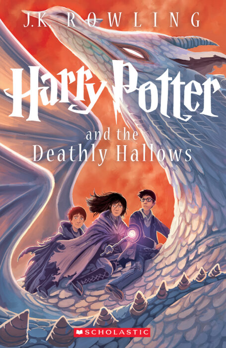 Harry Potter and the Deathly Hallows by J. K. Rowling - Paperback Book -  The Parent Store