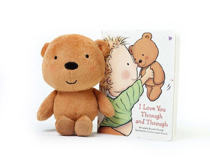 I Love You Through and Through (Board Book and Plush)
