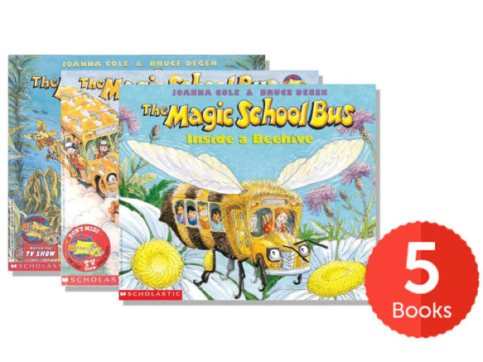 Magic School Bus Value Pack