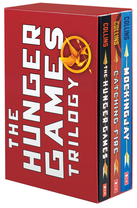 The Hunger Games Trilogy Box Set Paperback Classic Collection By