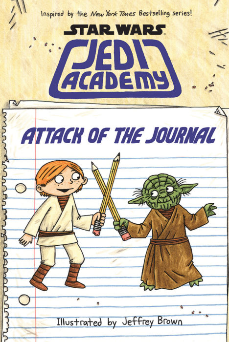 Star Wars: Jedi Academy: Attack of the Journal