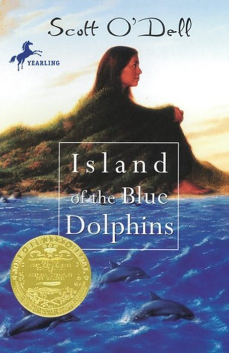 Island of the Blue Dolphins by Scott O'Dell - Paperback Book - The Parent  Store