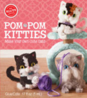 Klutz: Pom-Pom Kitties: Make Your Own Cute Cats