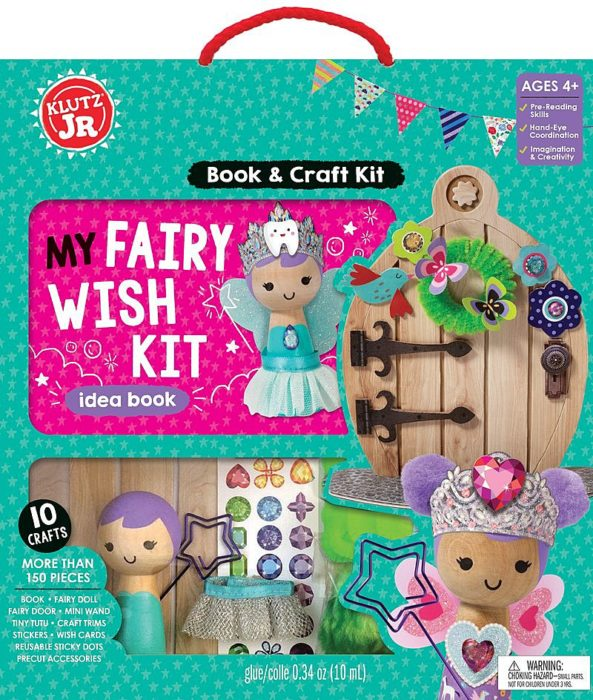 Klutz Jr: My Fairy Wish Kit