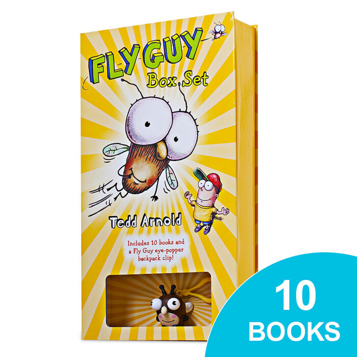 Fly Guy Box Set with Clip