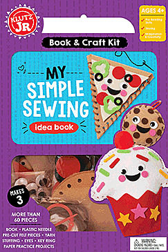 Klutz Jr: My Simple Sewing