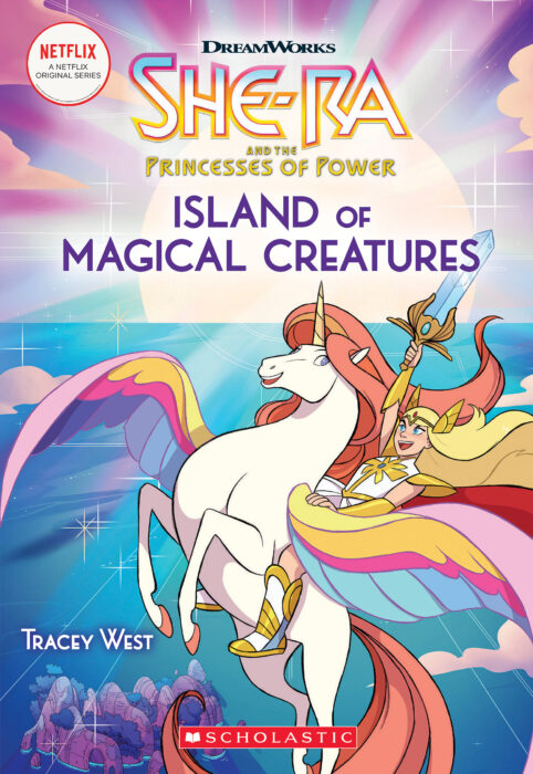 She-Ra #2: Island of Magical Creatures