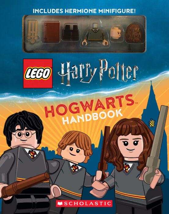 lego harry potter hogwarts handbookjenna ballard