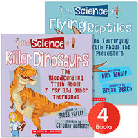 Raise a Reader Set: The Science of Dinosaurs (Ages 9-12)
