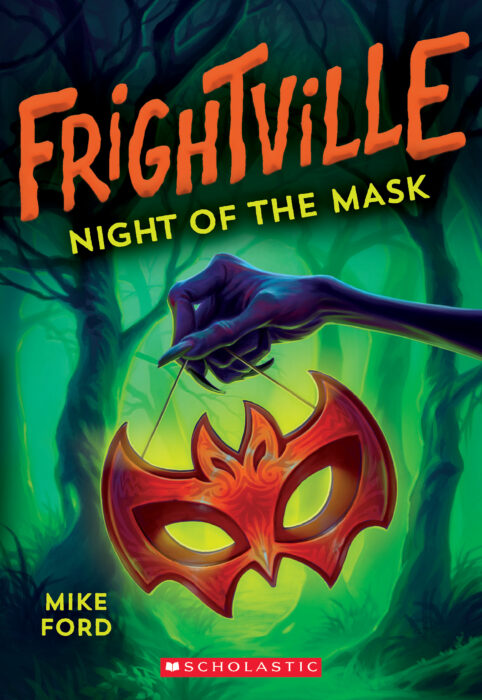 Frightville #4: Night of the Mask