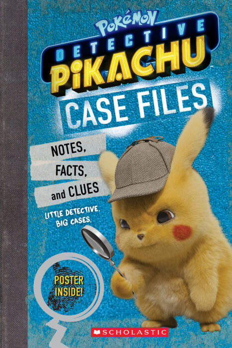 Pokemon Detective Pikachu Case Files By Meredith Rusu Paperback