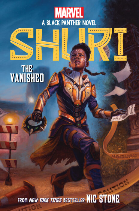 Shuri #2: The Vanished