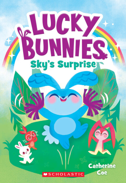Lucky Bunnies #1: Sky's Surprise