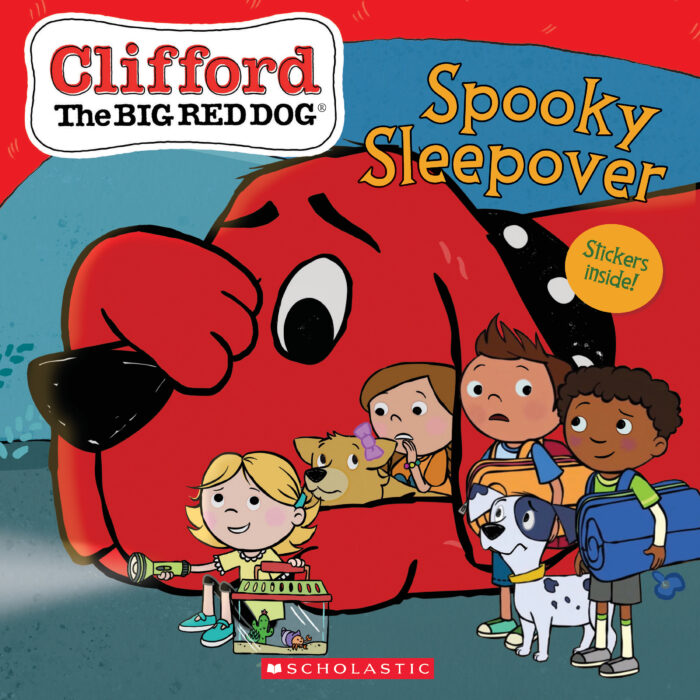 Clifford: The Spooky Sleepover