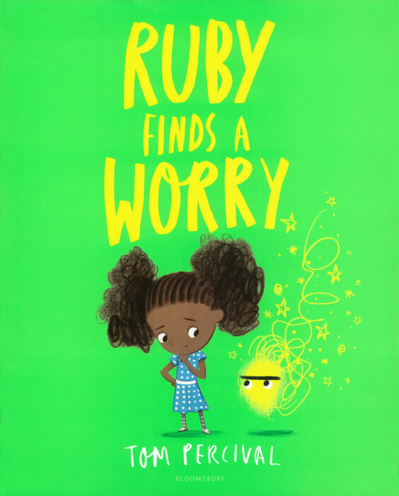 Ruby Finds a Worry by Tom Percival - Paperback Book - The Parent Store