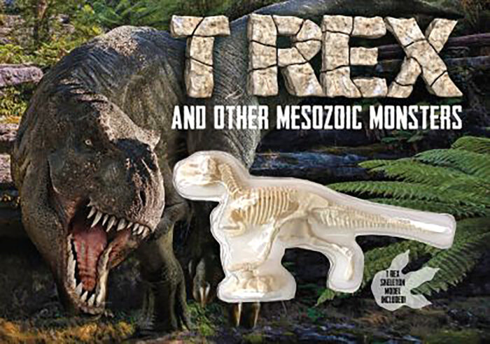 T. Rex and Other Mesozoic Monsters