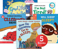 Raise a Reader Set: Bedtime Board Books (Ages 0-2)