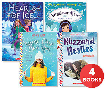 Ice Cold Stories Value Pack (4 Books)