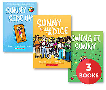 Sunny Graphix Value Pack (3 Books)