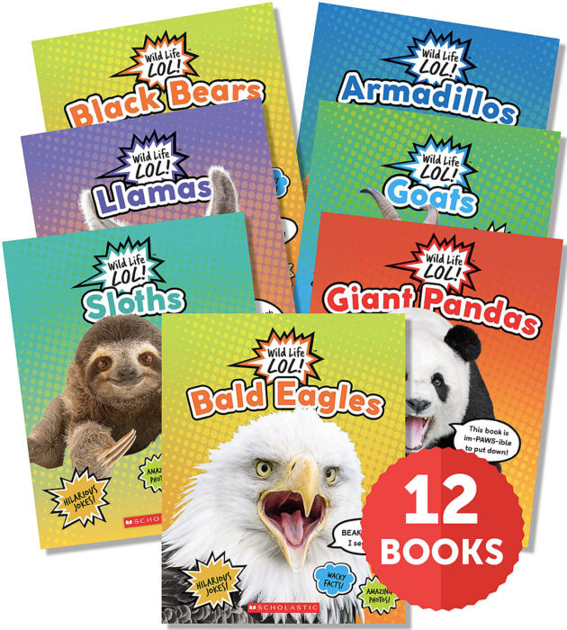 Wild Life LOL! Value Pack (12 Books)