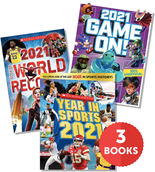 Raise a Reader Set: Fun Facts 2021 (Ages 6-8)