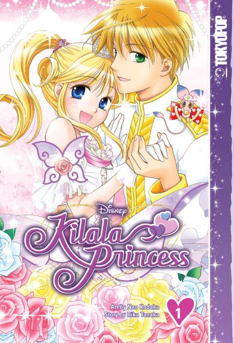Kilala Princess Vol 04 By Rika Tanaka