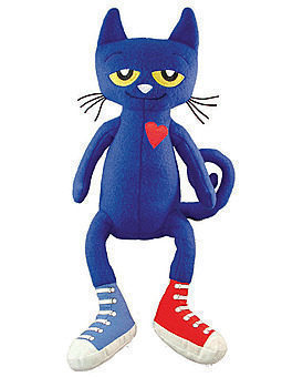 "Pete the Cat 14.5"" Doll"