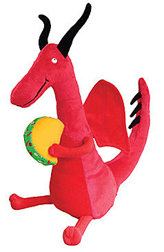 Dragons Love Tacos Plush