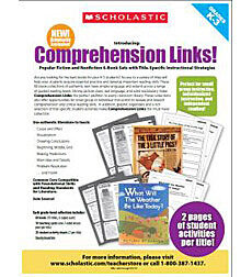Comprehension Links Sell Sheet