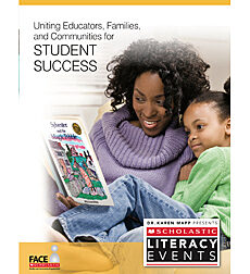 Scholastic Literacy Events Brochure