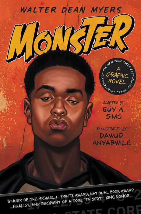 Monster: A Graphic Novel