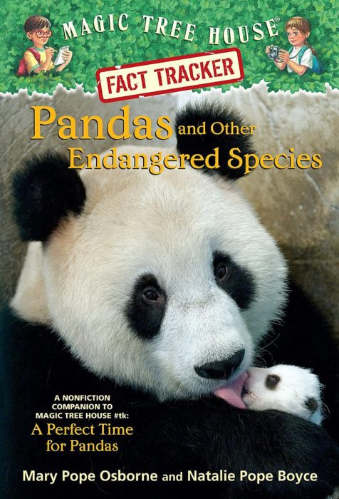Pandas and Other Endangered Species