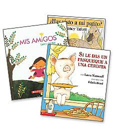 CLEARANCE: Spanish Book Bargain Grades K-1