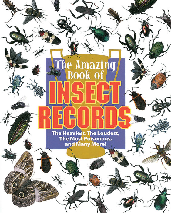Amazing Books: The Amazing Book of Insect Records