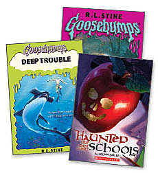 Best of Goosebumps I Grades 3-5