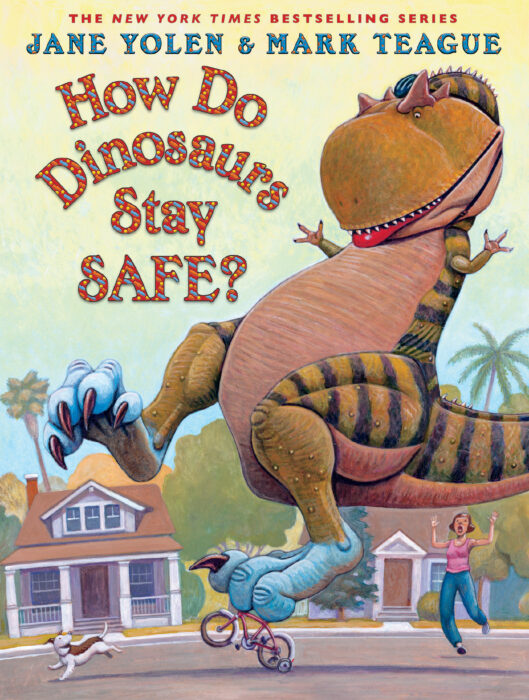 How Do Dinosaurs Stay Safe?