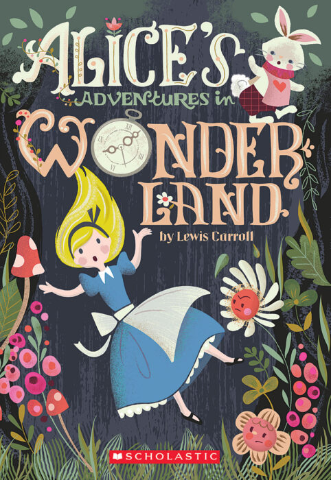 Scholastic Junior Classics: Alice in Wonderland