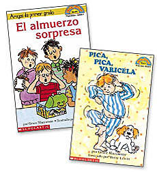 Scholastic Leveled Readers Spanish