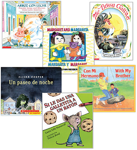 Early Literacy Choice Collection: Ages 3-5 Years (Spanish)