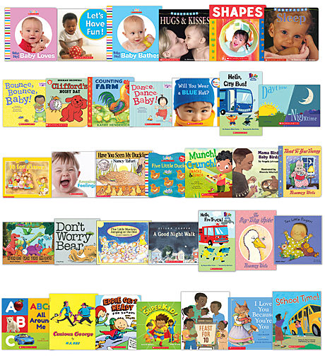 All 5 Early Literacy Choice Collections