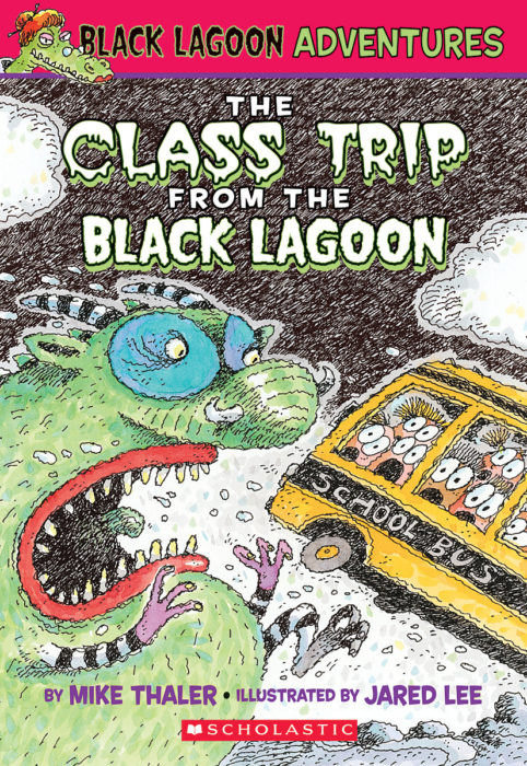 Black Lagoon Adventures: The Class Trip from the Black Lagoon
