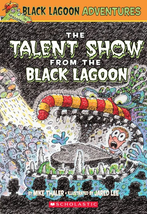Black Lagoon Adventures: The Talent Show from the Black Lagoon