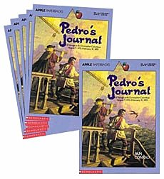 Guided Reading Set: Level Q - Pedro's Journal